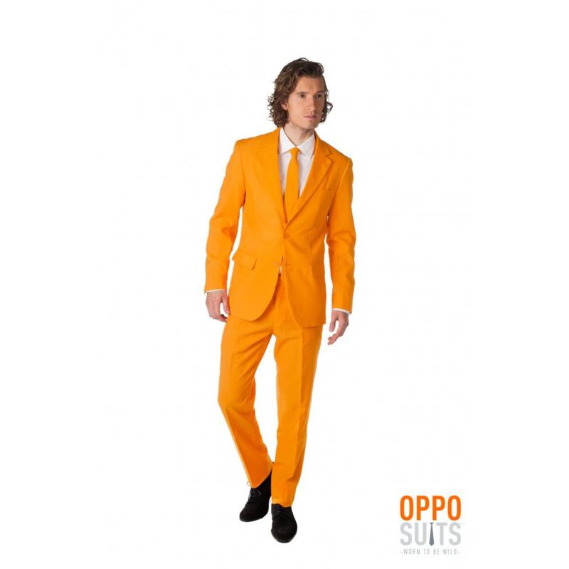 The Orange opposuits kostuum