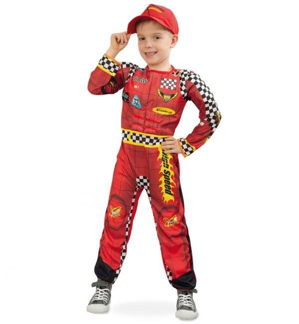 Ferrari formule 1 kostuum