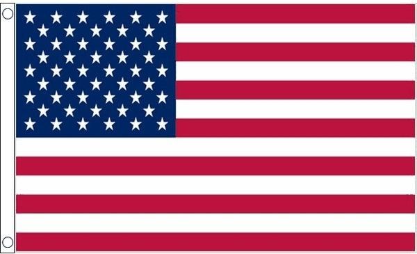 Vlag USA mega 150x240cm