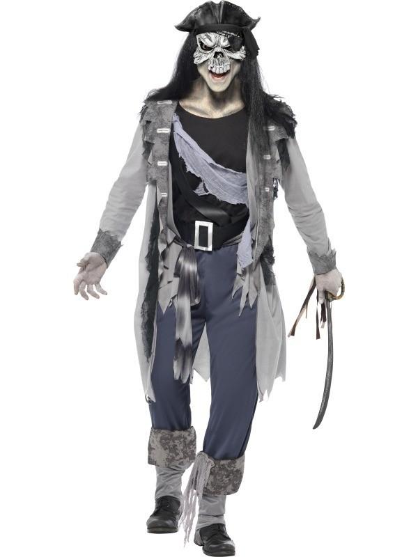 Scary piraat