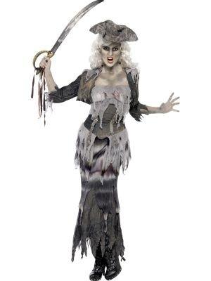 Piraten Scary jurk