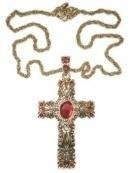 Sint kruis goud