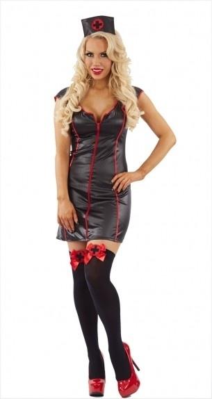 Zwarte verpleegster sexy