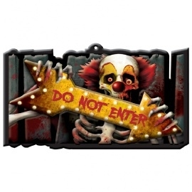 Do not enter deurbord