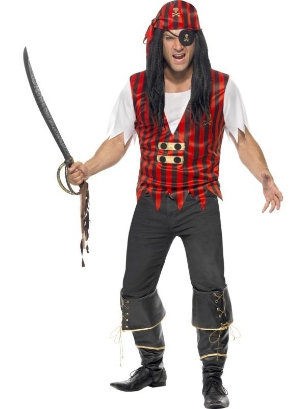 Piraten kledingset