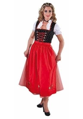 Dirndl jurk deluxe pro