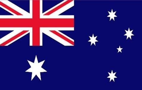 Vlag Australie 90x150cm