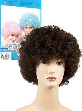 Afropruik bruin