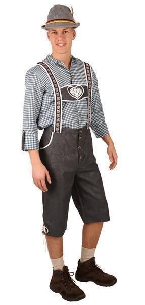 Tiroler kostuum bavaria man