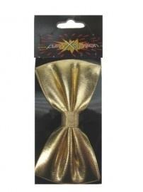 Vlinder strik goud