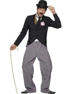 Image of Charly chaplin kostuum a-28686448