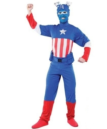 Image of Captain America kleding a-29579917