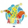 Deurbord Alaaf 3D 46 cm
