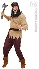 Indian man kostuum