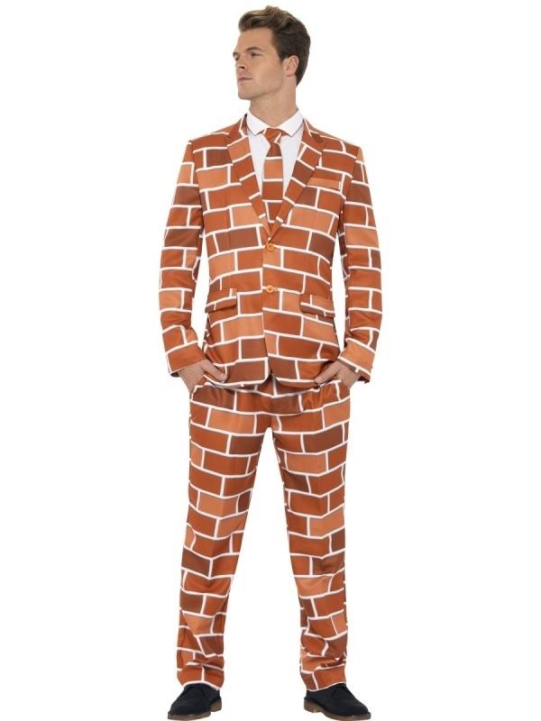 Kostuum Off the Wall design