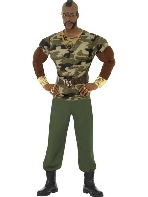 The A-team Mr.T kostuum