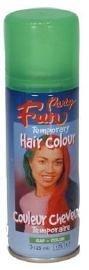 Hairspray neon groen