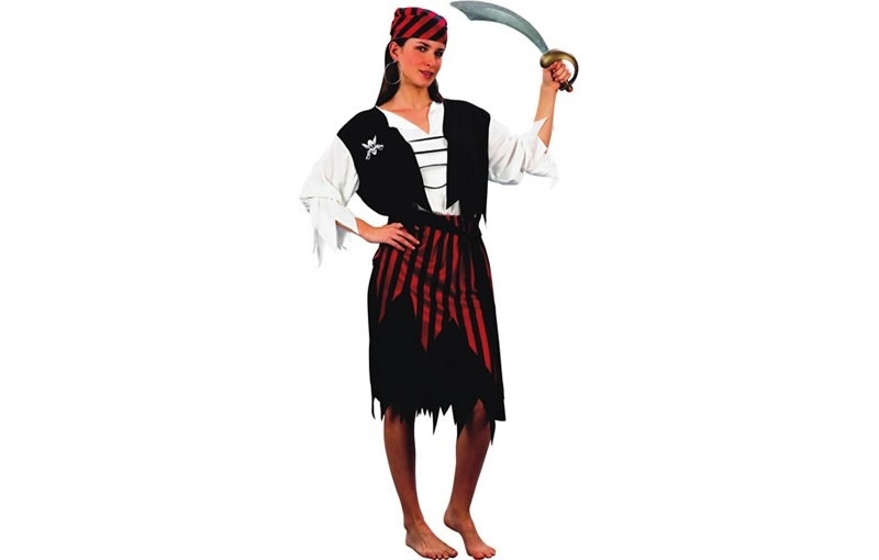 Pirate vrouw