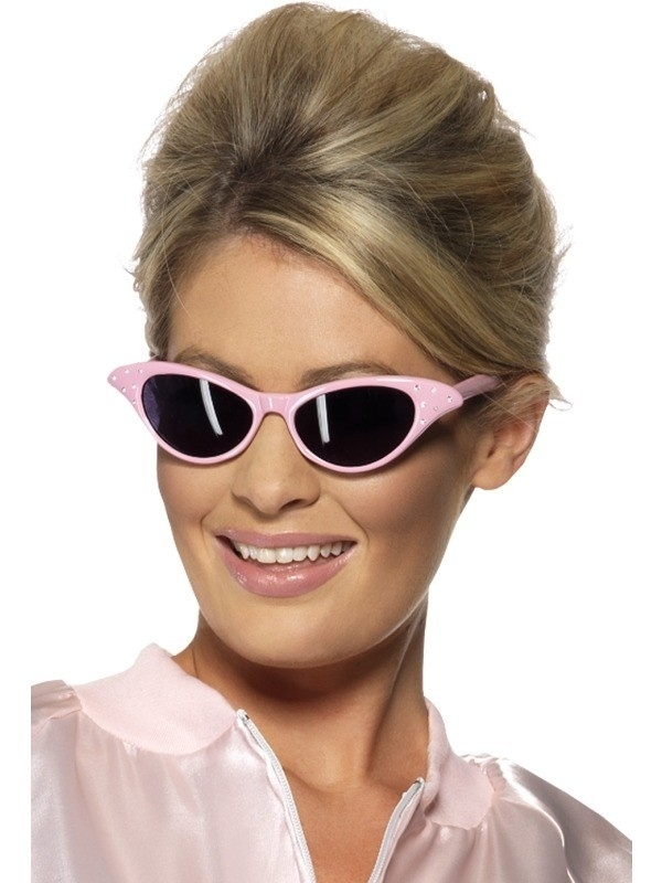 Zonnebril pink lady