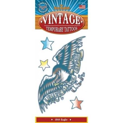 Vintage Tattoo 1950 Eagle