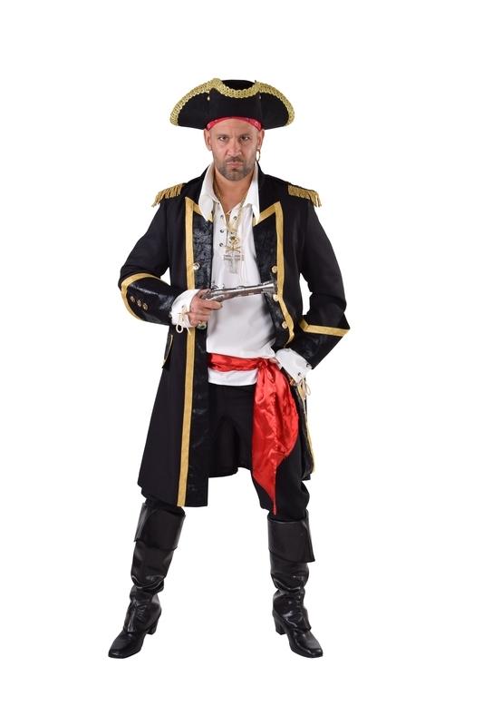 Piraten mantel used look