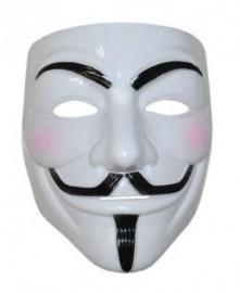 Anonymous V for Vendetta masker