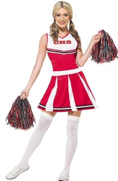 Jurkje cheerleader
