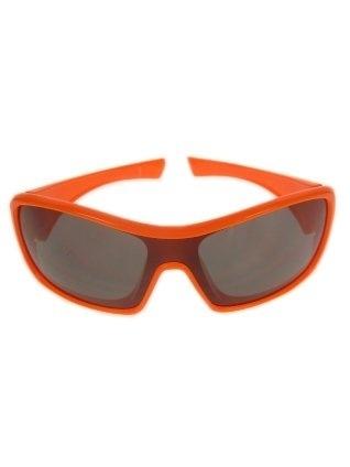 Oranje skibril