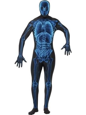 Second skin kostuum X-ray