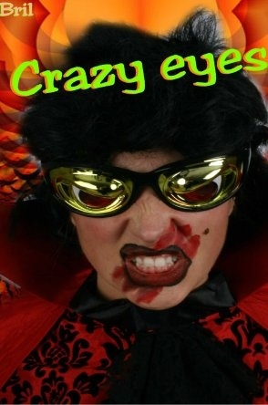 Bril Crazy Eyes