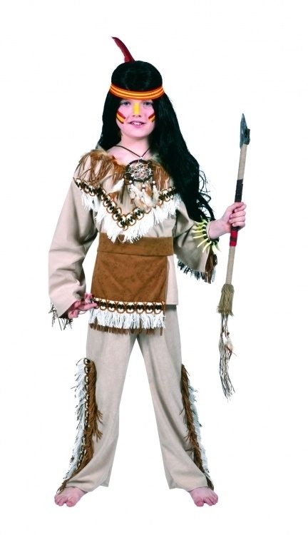 Indiaan Sioux Deluxe
