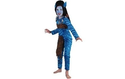 Avatar Neytiri strijdster