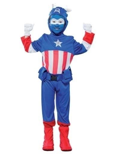Image of Captain America kostuum a-29586474
