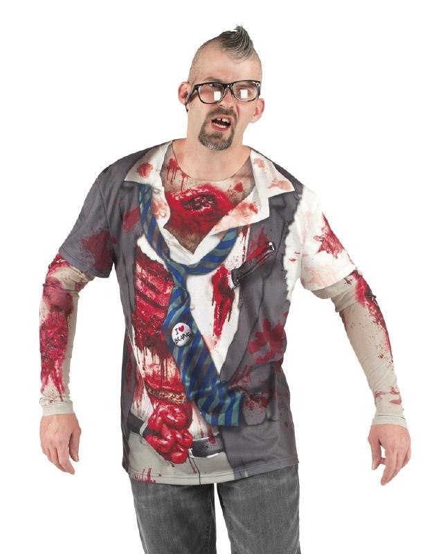 Zombie T-Shirt 3D