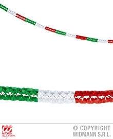 Italiaanse slinger guirlande 3 meter