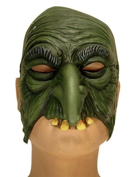 Masker half Heks