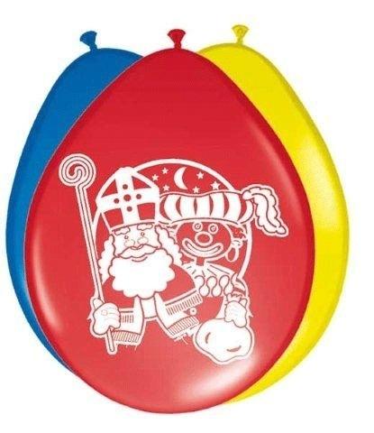 Ballon Sint en Piet