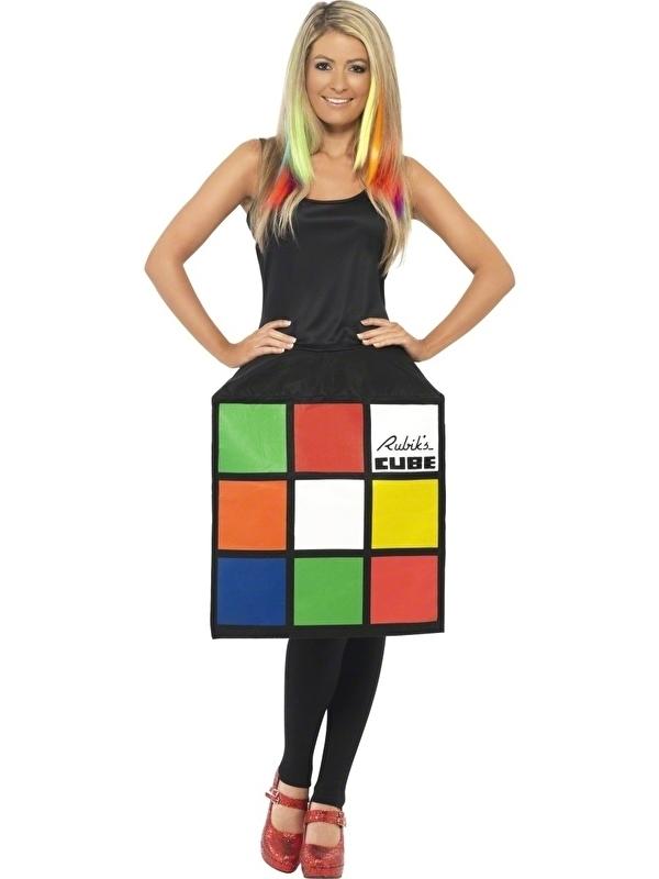 Rubiks cube jurkje