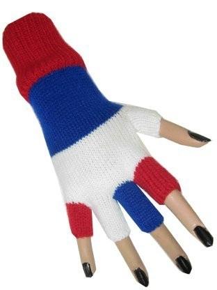 Vingerloze handschoen France
