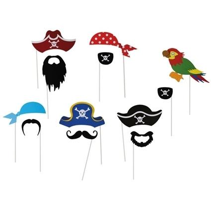 Piraten foto props