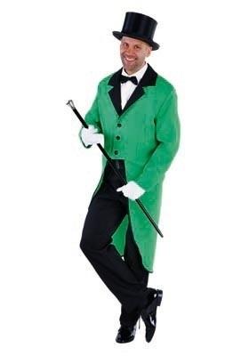 Slipjas groen heren