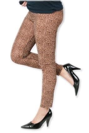 Legging panterprint