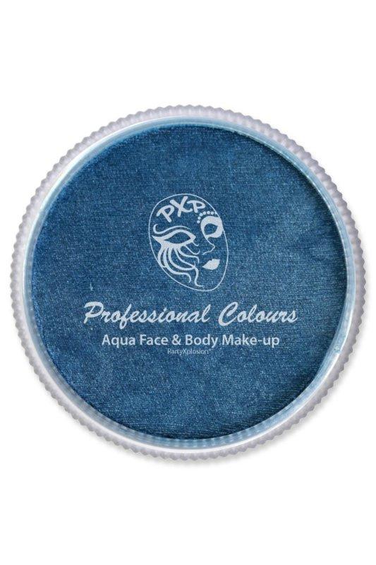 PXP metallic donkerblauw 30gr schmink
