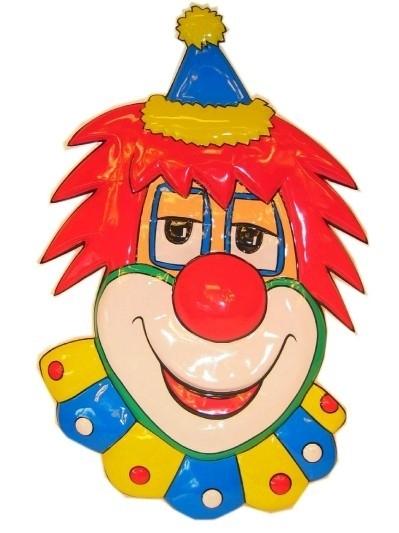 Decoratie Clown Carnaval Versieringen Carnavalskleding Goedkope Carnavalskleren Verkleedkleding Carnavalskostuums