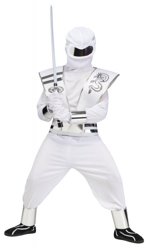 White ninja mirror