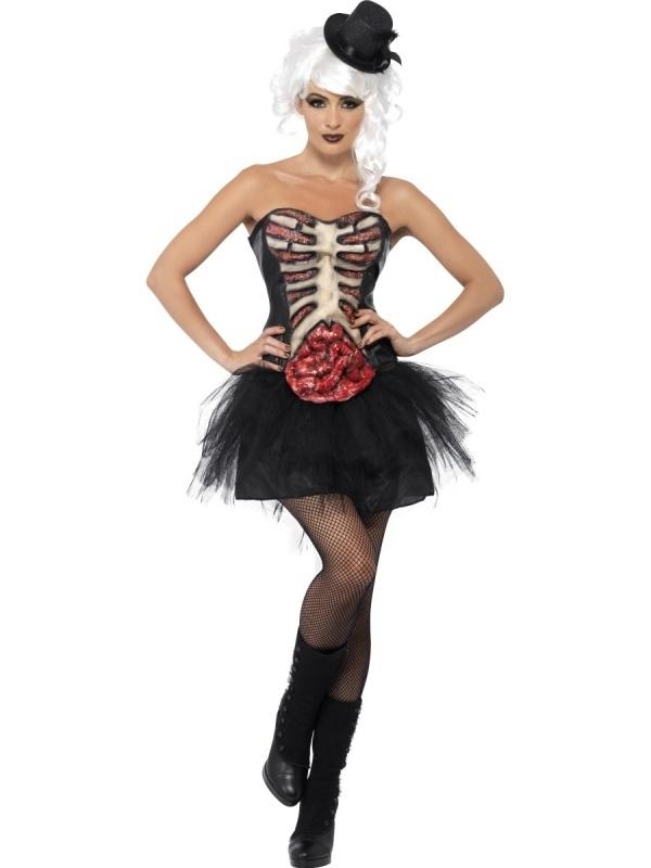 Burlesque corset scary
