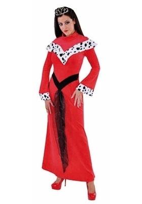 Queen Maxi jurk