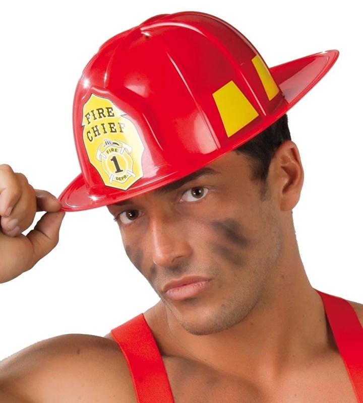 Brandweerhelm volwassenen