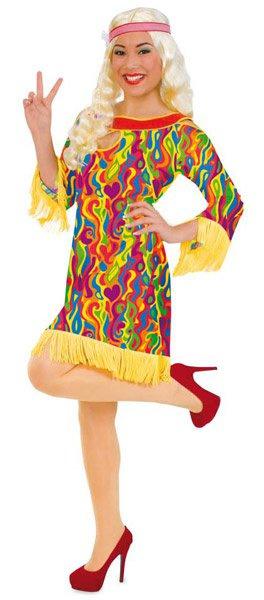 Hippie jurkje Liz