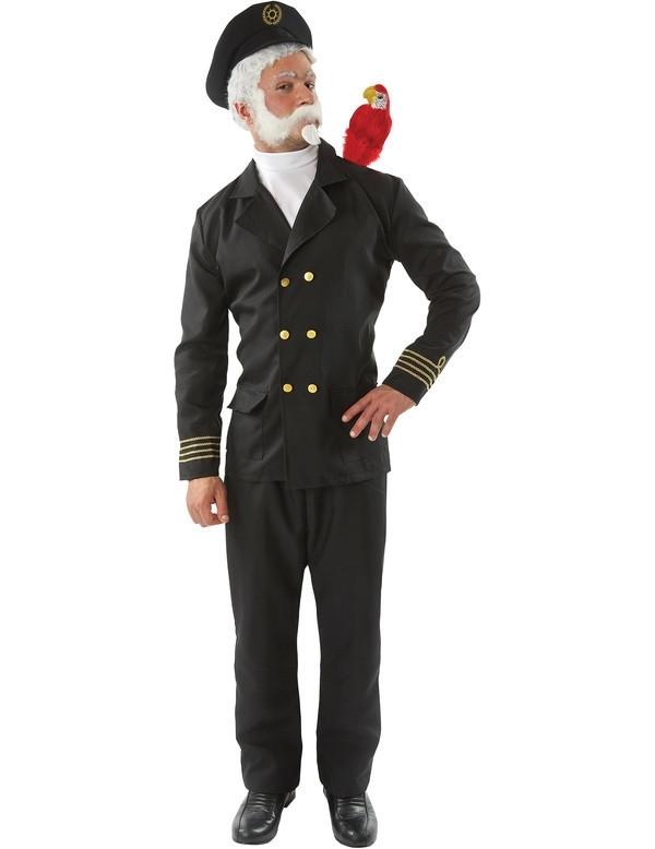Kapitein iglo kostuum